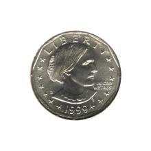 Susan B Anthony Dollar 1999-D BU #76179v1