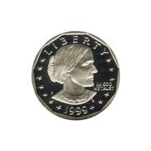 Susan B Anthony Dollar 1999-P Proof #76181v1