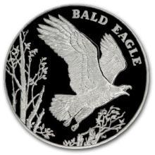 2003 National Wildlife Refuge System - Bald Eagle (Proo #76048v1