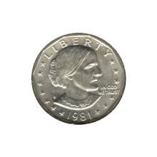 Susan B Anthony Dollar 1981-S BU #76176v1