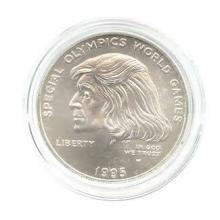 US Commemorative Dollar Uncirculated 1995-W Special Oly #76012v1