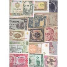 World Traveler: 25 banknotes 25 countries #76275v1