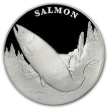 2003 National Wildlife Refuge System - Salmon (Proof) #76049v1