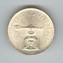 Mexico 1 onza silver, 1978-1980 ( ONLY ONE COIN FROM YE #76285v1