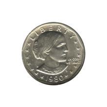Susan B Anthony Dollar 1980-D BU #76170v1