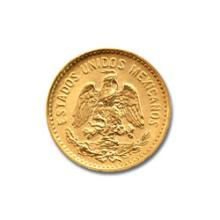 Mexico 5 Pesos Gold Coin #17869v2