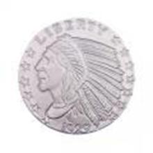 Assorted Silver Bullion Half Ounce Round #27509v2