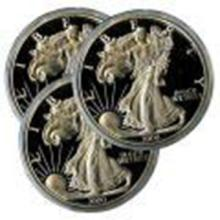 Assorted Silver 6 Ounce Round (Design Our Choice) #27515v2