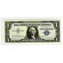 1963A $1 Federal Reserve Note UNC #27419v2