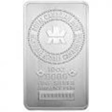 Royal Canadian Mint 10 oz Silver Bar #27474v2