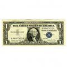 Silver Certificate $1 Note 1935-57 XF-AU #27415v2