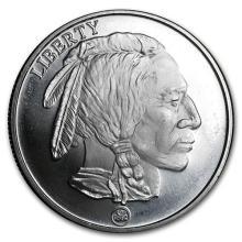 1 oz Silver Round - Buffalo (RMC) #52549v3