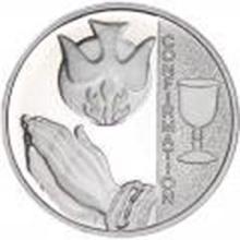 Catholic Confirmation .999 Silver 1 oz Round #27446v2