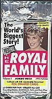 1993 Pack of Royal Family Trading Cards #35209v2