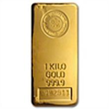 1 kilo (32.15 oz) Royal Canadian Mint Gold Bar .9999 Fi #49671v1