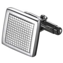 Caseti Maze Stainless Steel Cuff Links #17934v2