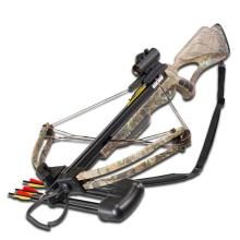 175 LBS COMPOUND AUTUMN CAMOUFLAGE CROSSBOW COMES W/RED #18291v2