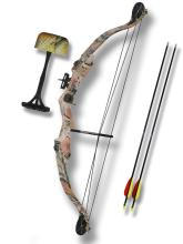 COMPOUND CAMOUFLAGE BOW #17828v2