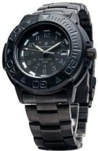 SMITH AND WESSON DIVERS TRITIUM WATCH METAL AND RUBBER STRAP #70770v2