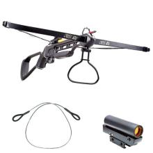 150 LBS CROSSBOW COMES W/RED DOT SCOP AND 4 BOLTS #18288v2