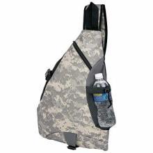 Extreme Pak 600D Poly Digital Camo Sling Backpack #48621v2