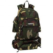Extreme Pak Invisible Pattern Water Repellent Heavy-Duty Camo Backpack #48600v2