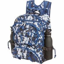 Extreme Pak Blue Digital Camouflage Backpack #48607v2