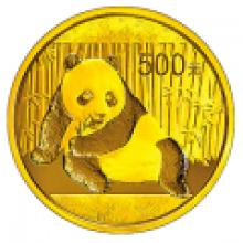 Chinese Gold Panda 1 Ounce 2015 #49116v2