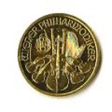Austrian Gold Philharmonic 1/2 Ounce - Random Year #49109v2