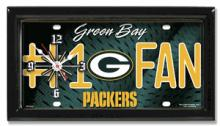 PACKERS CLOCK #49190v2