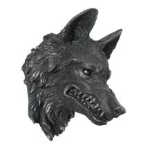 WALL MOUNTING WOLF PLAQUE #49234v2