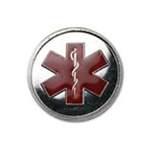1/10 oz Silver Round - Medical (Enameled) #48884v2