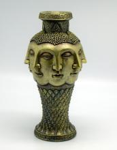 BUDDHA VASE 10