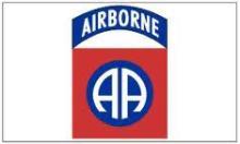 82nd Airborne Division - Flag #11408v2