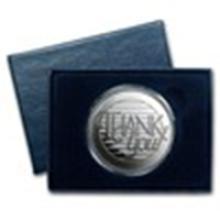 1 oz Silver Round - Thank You (w/Gift Box & Capsule) #49009v2