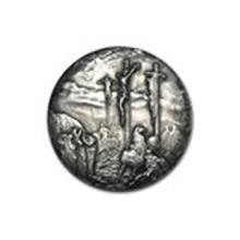 2 oz Silver Coin - Biblical Series (Crucifixion) #48837v2