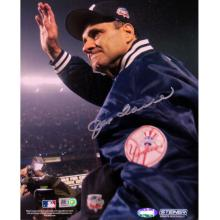 Joe Torre 2000 WS Carry Off Vertical 16X20 photo (MLB Auth) #49494v2