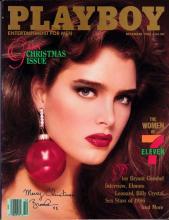 VINTAGE DECEMBER 1986 PLAYBOY MAGAZINE - Gala Christmas #46920v2