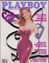 VINTAGE NOVEMBER 1988 PLAYBOY MAGAZINE - SEX IN CINEMA #46906v2