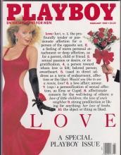VINTAGE SPECIAL EDITION FEBUARY 1989 PLAYBOY MAGAZINE - #46901v2