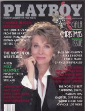 VINTAGE DECEMBER 1989 PLAYBOY MAGAZINE - Gala Christmas #46905v2