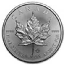 2016 Canada 1 oz Silver Maple Leaf BU #75842v2