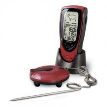 Oregon Scientific Grill Right Wireless Talking BBQ/Oven Thermometer #71909v2