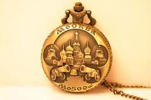 MOCKBA MOSCOW POCKET WATCH #35692v2