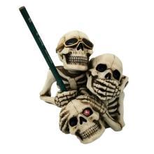 See Hear Speak No Evil Skeleton #84286v2