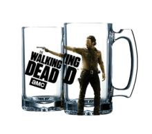 The Walking Dead Rick Grimes Beer Mug #75835v2