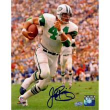 COLLECTIBLE JOHN RIGGINS AUTOGRAPHED 8X10 PHOTO #35308v2