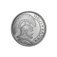 2015 1/10 oz Silver Round - Argyraspides #27042v2