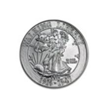 1 oz Silver Round - Walking Liberty #27024v2