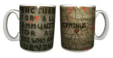 The Walking Dead Terminus Coffee Mug #75812v2